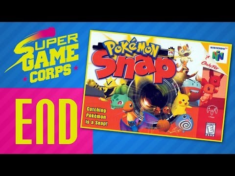 Pokemon Snap - PART 8 END- Super Game Corps