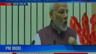 PM Narendra Modi inaugurates partners' Forum 2018 - NEWSXLIVE