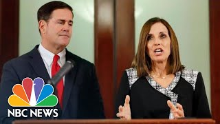 Martha McSally Appointed To Fill John McCain's Senate Seat | NBC News - NBCNEWS