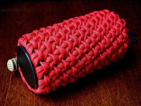 How to make a paracord utility pouch by tiat vidoemo for How to make a paracord utility pouch