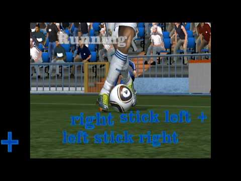 FIFA 11 PC Amazing dribbling skills/tricks tutorial