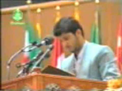 quran great voice jawad foroughi surat al anbia and fateh2