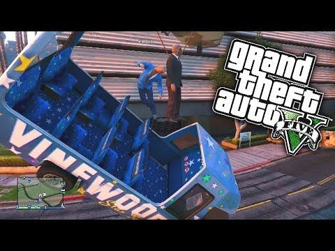 GTA 5 Funny Moments #61 With The Sidemen (GTA V Online)