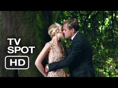 The Great Gatsby TV SPOT - Party Hasn't Stopped (2013) - Leonardo DiCaprio Movie HD