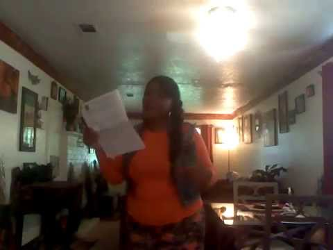 K.MICHELLE CAN'T RAISE A MAN COVER BY SHANNAH FLEMINGS