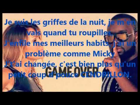 Maitre gims vita game over