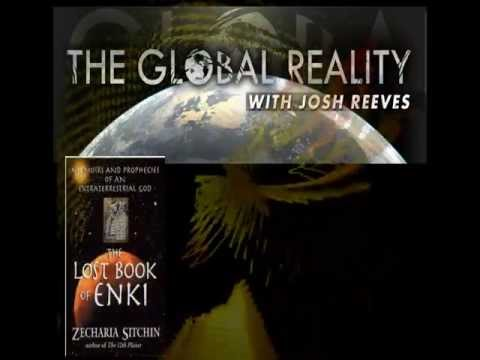 Zecharia Sitchin's: The Lost Book of Enki - Part 5 (Commentary and Read by Josh Reeves)