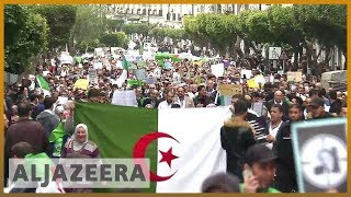 🇩🇿 Algeria risks further political unrest as protests persist | Al Jazeera English - ALJAZEERAENGLISH