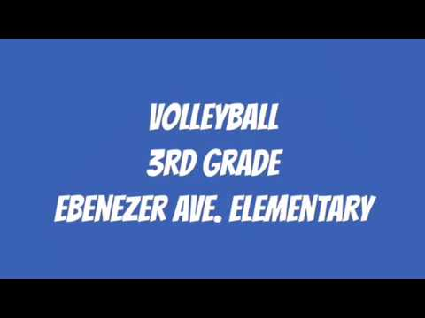Volleyball in Physical Education (3rd grade)
