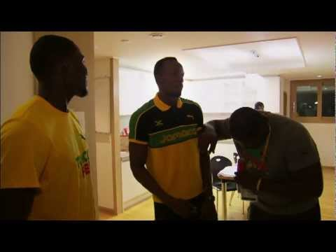 Usain Bolt - 100m Champs