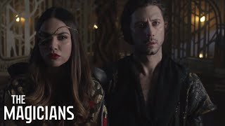 THE MAGICIANS | Season 3, Episode 9: Under Pressure (Full Extended Version) | SYFY - SYFY