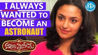 I Always Wanted To Become An Astronaut - Actress Malavika Nair || Talking Movies With iDream - IDREAMMOVIES