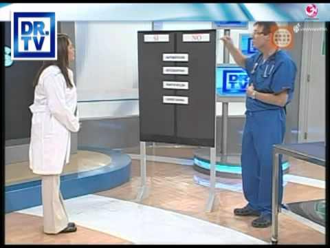 DR TV PERU 12-06-2012 - 3 El Asistente del Día -- Infecciones Vaginales o Vulvovaginitis