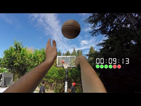 GoPro: 3-Point World Record - Basketball