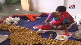 Hanuman Swamulu Deeksha on Lack of Facilities in Kondagattu Anjaneya Swamy Temple | CVR News - CVRNEWSOFFICIAL