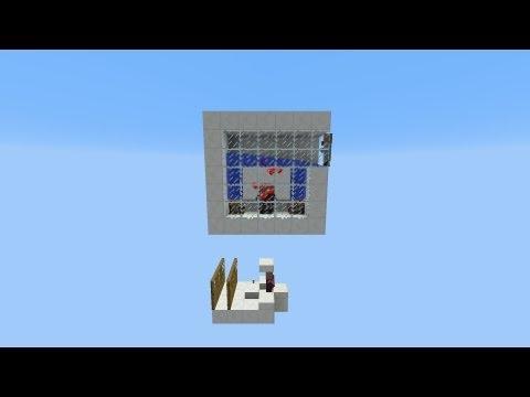 Minecraft Tutorial: Simple Infinite Villager Breeder [1.6.2 - 1.7.5]