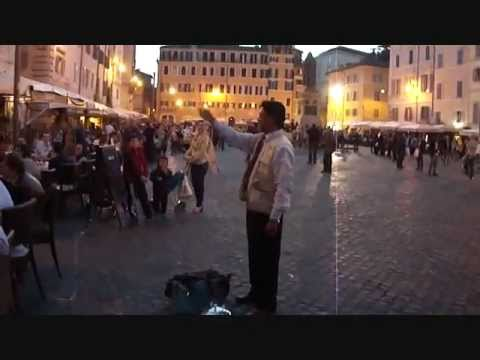 MAGO GUARDA: IL MAGO PIU' FAMOSO DI ROMA