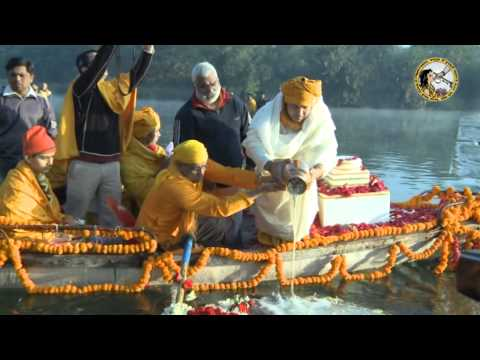 Pushpa Visarjan at Nasik