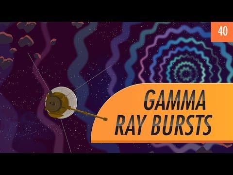 Gamma-Ray Bursts: Crash Course Astronomy #40