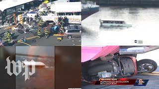 Five times duck boats were involved in deadly incidents - WASHINGTONPOST