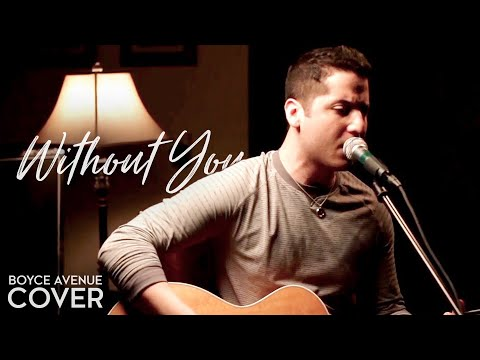 David Guetta feat. Usher - Without You (Boyce Avenue acoustic cover) on iTunes & Spotify