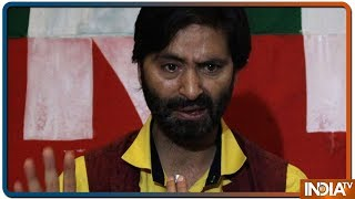Yasin Malik's Jammu Kashmir Liberation Front (JKLF) banned - INDIATV