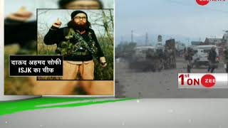 Deshhit: 4 terrorists in Anantnag encounter; J&K police suspect Islamic State role - ZEENEWS