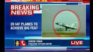 IAF planes to land on Lucknow Agra expressway, difficult landing on October 24th - NEWSXLIVE