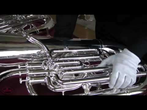 James Gourlay Tests Besson Tubas