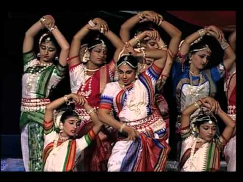 NABC 2012 Friday - Ganga - Odissi dance drama