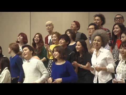 If Love Earth, take Action (Full ver.), More than 60 Korean Stars Participated to save the Earth!
