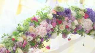 Украшение свадеб от Букетио. Лучшее за 2012. Часть 1.