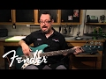 Fender Classic Player Rascal Bass Designed by Master Builder