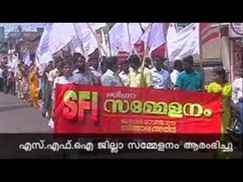 CPIM Malayalam Song - Kerala Election 2011 CPIM Kerala DYFI SFI CPI-11