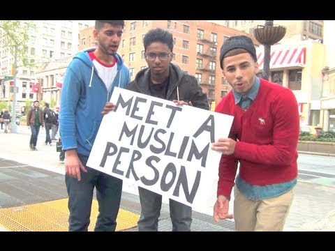 Meet A Muslim Person