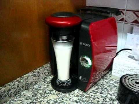 Bosch Tassimo Latte Macchiato Caramel