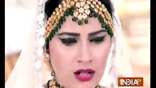 Iss Pyaar Ko Kya Naam Doon star Advay finally marries Chandni - INDIATV