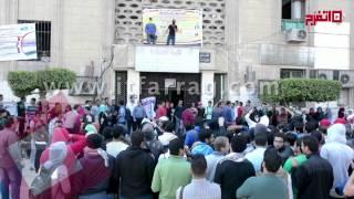 اتفرج| مظاهرات طلاب