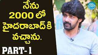 Actor Naveen Chandra Exclusive Interview Part #1    Talking Movies With iDream - IDREAMMOVIES
