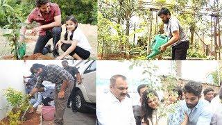 Go Green Challenges Of Tollywood Celebrities | Go Green Challenge | Mahesh Babu | Prabhas | Rakul - RAJSHRITELUGU