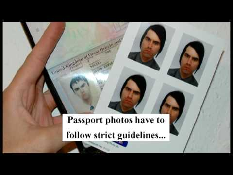 Passport Photo Booths - The Next Generation