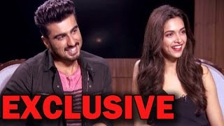 Deepika Padukone and Arjun Kapoor's EXCLUSIVE INTERVIEW | Finding Fanny Movie