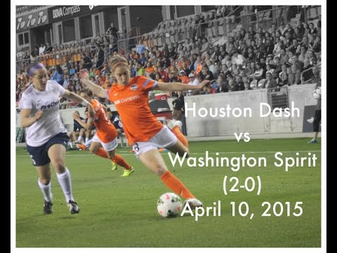 Post game interviews - Houston Dash vs Washington Spirit