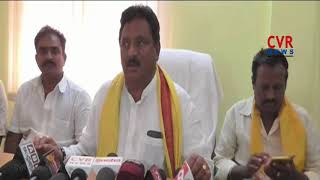 Home Minister Chinna Rajappa Comments On YS Jagan | YCP VS TDP | CVR NEWS - CVRNEWSOFFICIAL