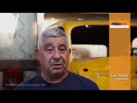 FRISOMAT in Portugal – Electroneiva Testimony / Testemunho da Electroneiva