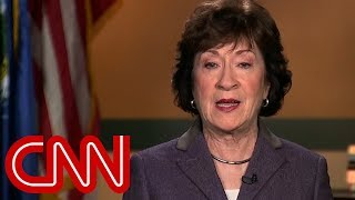 Sen. Collins: Moore accusations are credible - CNN