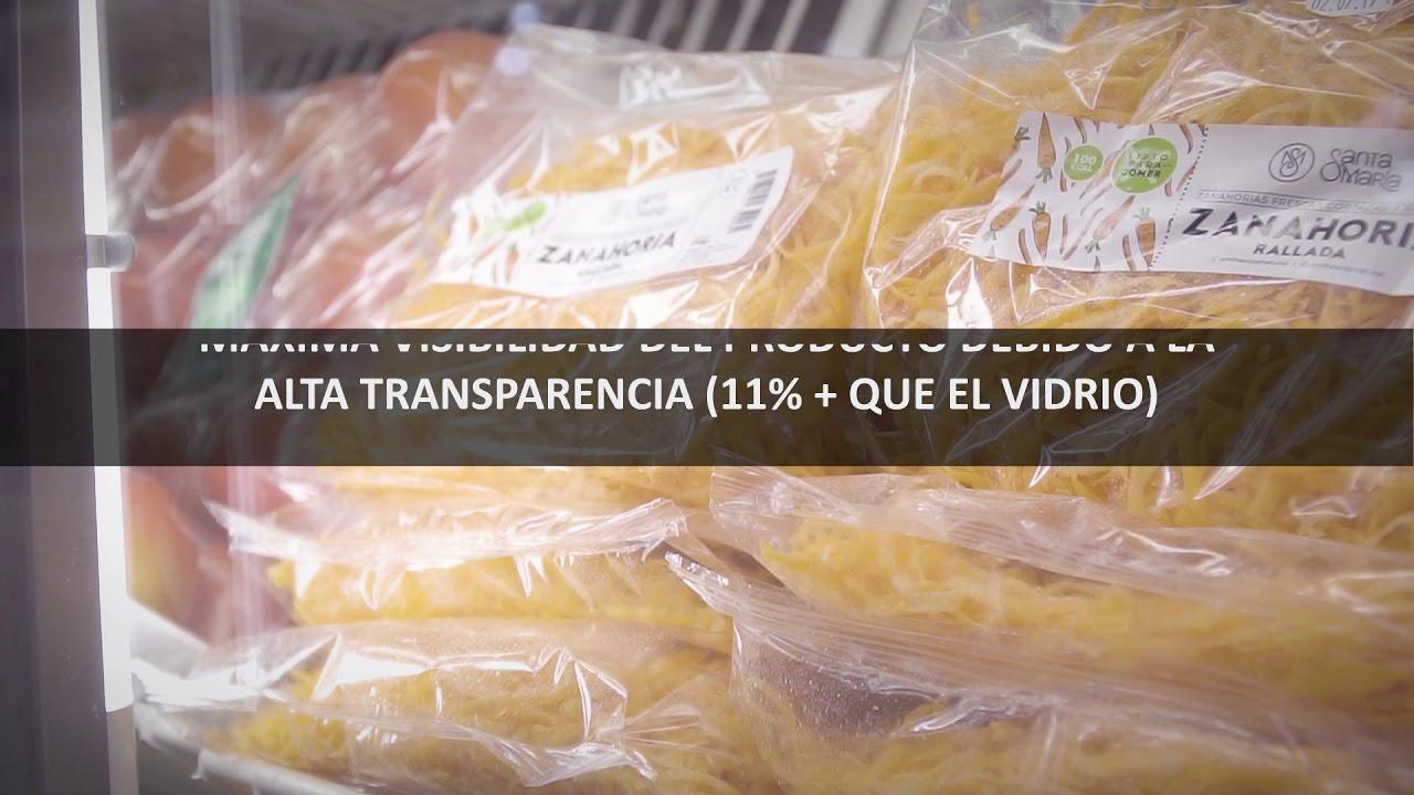 SISTEMA RETROFIT DE PUERTAS DE AHORRO ENERGÉTICO  kld
