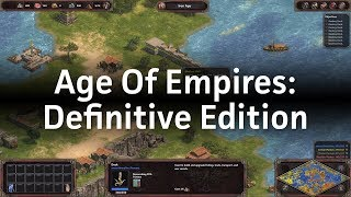 Age of Empires: Definitive Edition review - PCWORLDVIDEOS