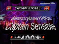 Captain Sensible - Glad It's All Over. Top Of The Pops 1984