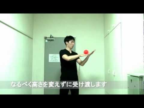 Contact Juggling Lesson : Butterfly by Yanazo